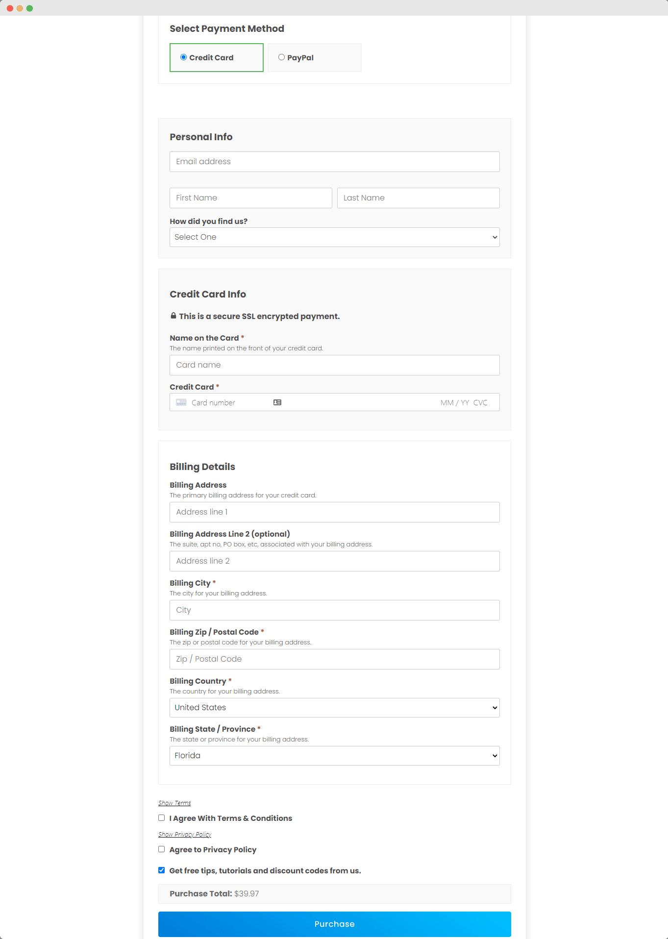 Purchasing Pro Version Essential Addons