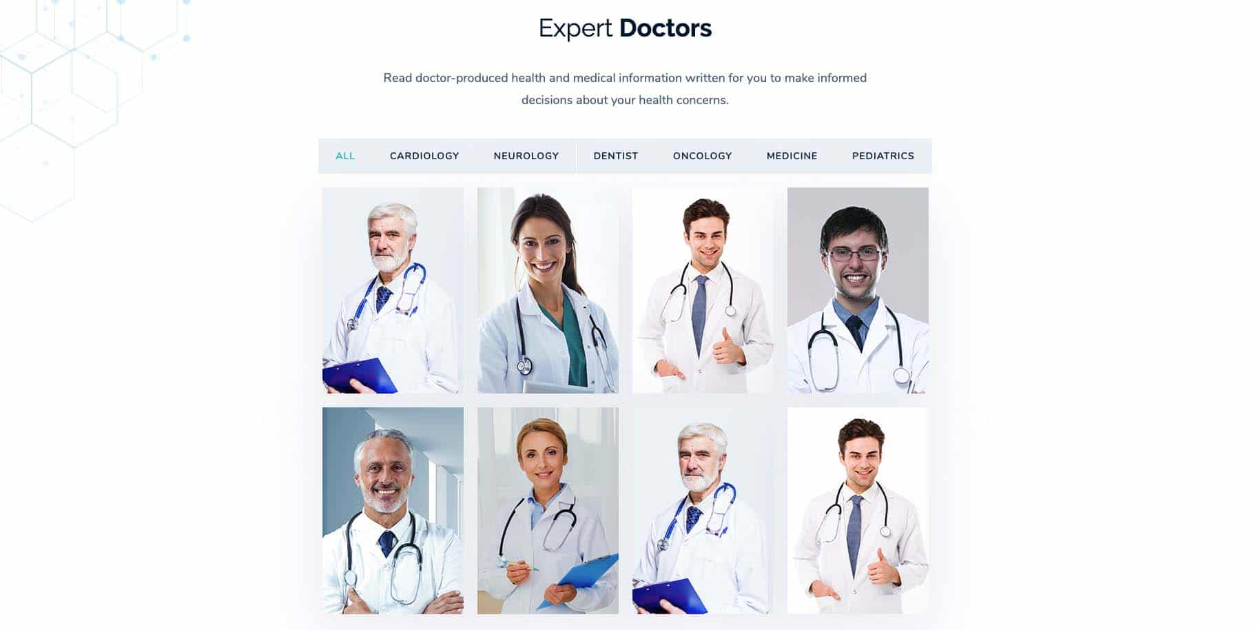 How To Make A Medical Website In WordPress Without Any Coding [FREE] 1