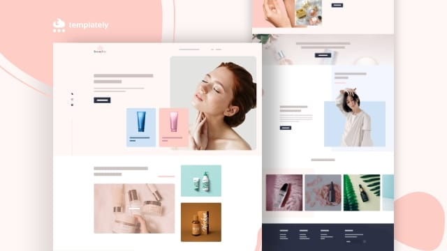 Beauty and Cosmetic Website