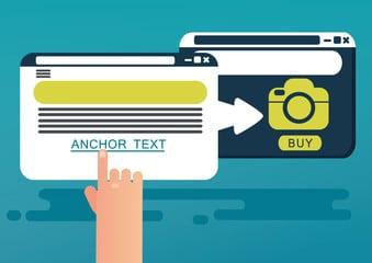 anchor link Elementor