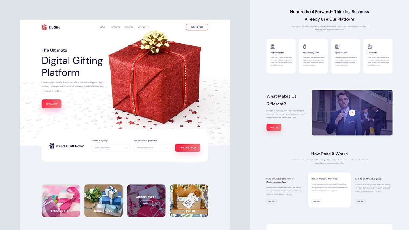 Templately Hits 20,000 Happy Users With 1000+ Ready Elementor Templates 53