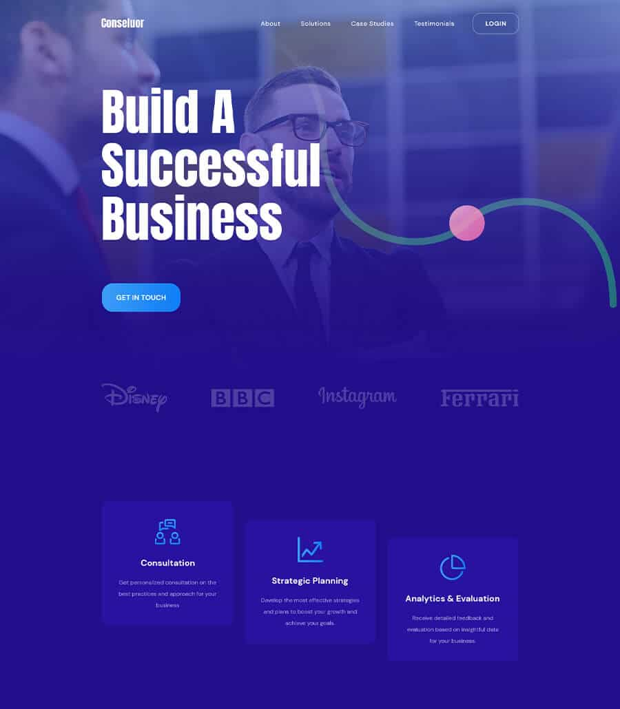 How To Start Your Own Business Consultancy Service With A Ready Website 19