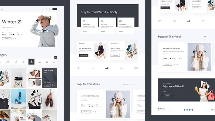 Elementor WooCommerce - The Complete Guide To Design eCommerce Site Faster 5