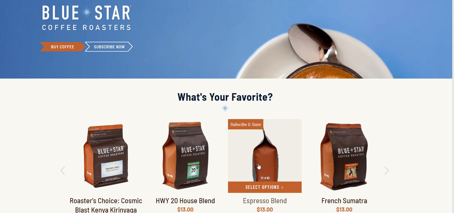 WooCommerce Product Carousel