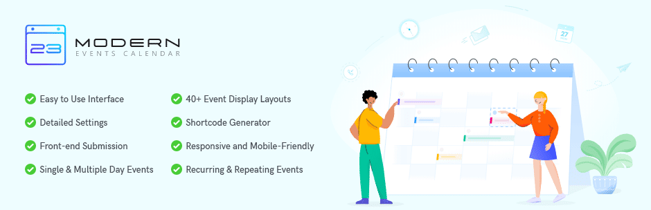 5+ Best WordPress Booking Plugins To Automate Online Events & More 1