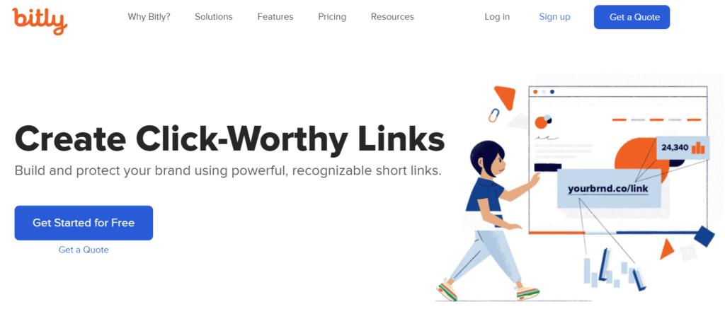 5 Best URL Shortener SAAS & WordPress Plugins To Make Pretty Links 1