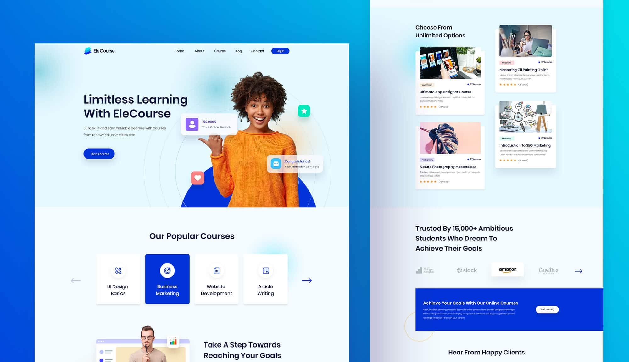 Best Ready Elementor Template Packs #11: July 2021 Edition 5
