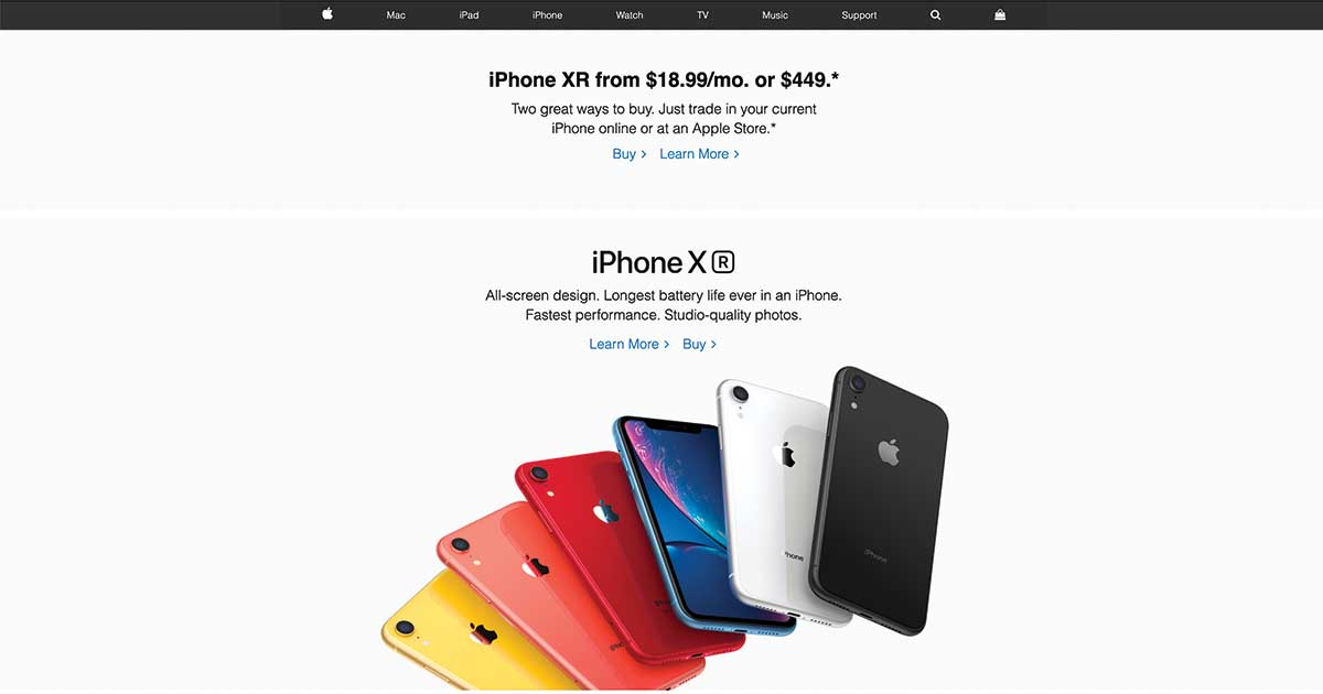 We Recreated Apple.com Home Page With Essential Addons For Elementor! 16