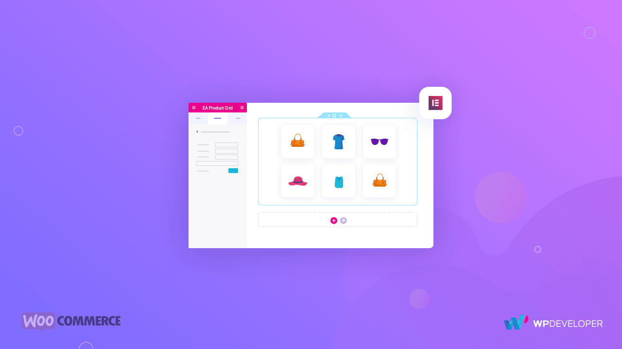 Display All Your WooCommerce Products Using EA For Elementor 17