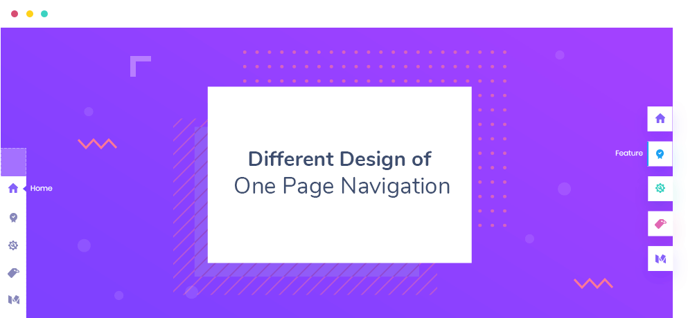 One Page Navigation 267