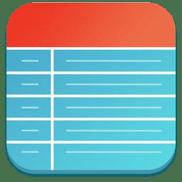 Advanced Data Table 281